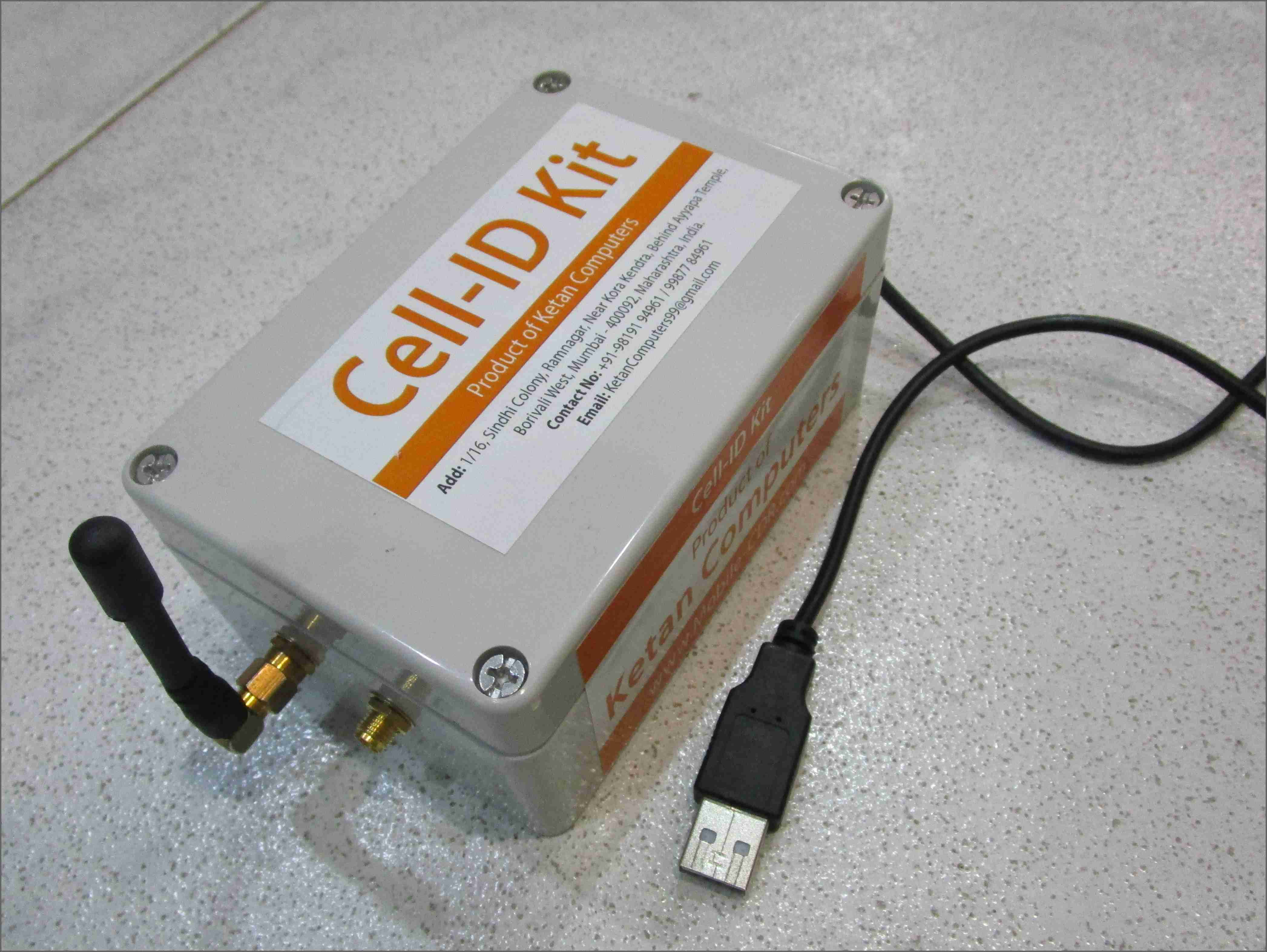 Cell ID Tool Kit | CDR Analysis & Investigation